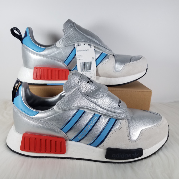 brand new b8c5c 1dfd3 NEW Adidas Originals Micropacer X NMD R1 Boost